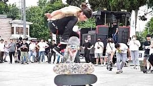 SPX Skate Weekend 23 Ekim'de İstanbul'da